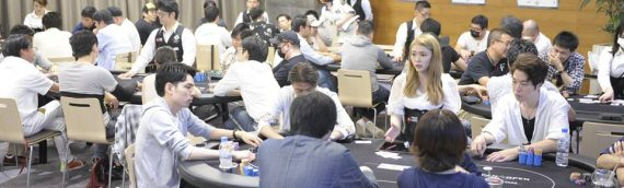 14: GRAND FINAL MAIN EVENT DAY 3 Chip Count & Seat Draw