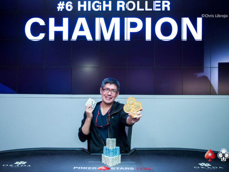 High Roller Champion