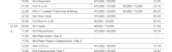 Season 20: Grand Finalのプレイヤーズガイド公開。メインイベントは総額1500万円保証